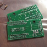 XBee-Roomba Bare PCB