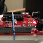 Arduino with IR remote receiver