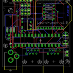 Laundrymon circuitboard design