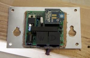 Laundrymon populated circuit board